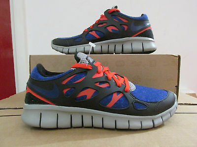 Nike Free Run + 2 EXT Damen 536746 400 Turnschuhe Ausverkauf