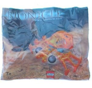 LEGO-BIONICLE-1441-fikou-Neuf-New