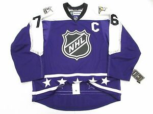 finest selection ca234 72b9a Details about SUBBAN 2017 NHL ALL STAR GAME CENTRAL DIVISION AUTHENTIC  REEBOK EDGE 2.0 JERSEY