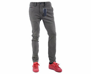 DIESEL-CHI-SHAPLOW-0JALZ-W27-W34-L29-L30-Mens-Chinos-Slim-Fit-Skinny
