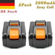2x Hochleistungs AKKU 20V 4000mAh Li-Ion für WX523 WX523.9 ersetzt Worx WA3551.1