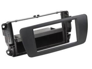 fuer-Seat-Ibiza-ST-6J-6JN-Auto-Radio-Blende-Einbau-Rahmen-1-DIN-nitschwarz-AN1