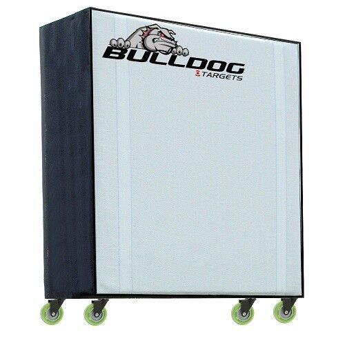 "w// Wheels NEW Bulldog RangeDog 36/"" x36 /""x 12/"" Flat Face Archery Target"