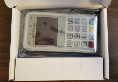 Castles Technology MP200 EMV Card Reader White Unit