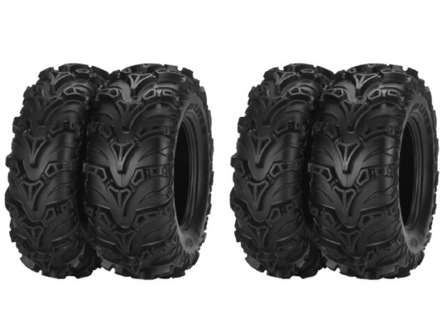 ITP Mud Lite II 27x11-12 ATV UTV Tires Set of 2