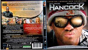 Bluray-Hancock-Will-Smith-SF-Fantastique-lt-LivSF-gt-Lemaus