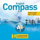 Clark, V: English Compass A1 - 2 Teacher Audio-CDs (2013)