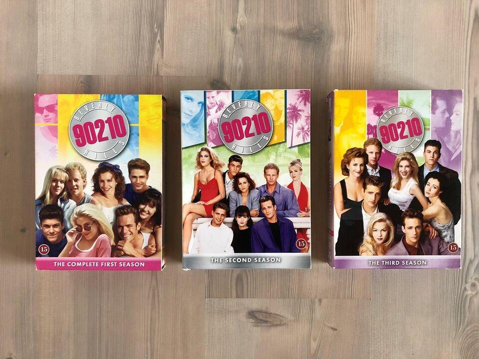 TV-serier, DVD, TV-serier