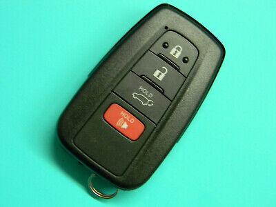 research.unir.net Unlocked Original TOYOTA CAMRY smart key keyless ...
