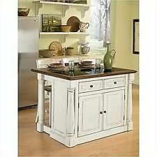 Marvelous Dorel Living Kelsey Kitchen Island With 2 Stools White For Unemploymentrelief Wooden Chair Designs For Living Room Unemploymentrelieforg