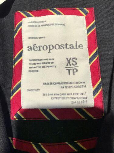 Womens Xs Aeropostale Casual Size Blazer Navy New zxwSSfWn7d