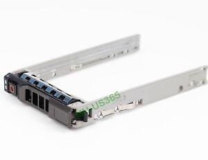"Dell 2.5/"" 8FKXC SATA SAS Tray Caddy R730 R630 T620 R730xd MD1420 MD3420 Bracket"