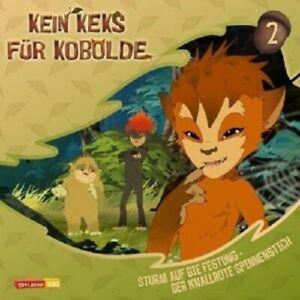 KEIN-KEKS-FUR-KOBOLDE-TV-HORSPIEL-02-STURM-AUF-DIE-FESTUNG-CD-NEU