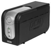 Powercom Imp-625u 6-outlet Usb Line Interactive 625va Backup Ups With Usb Port