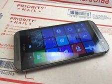 HTC One M8 32GB 6995L Gunmetal Gray Windows Verizon Smartphone UNLOCKED GSM