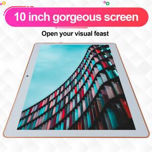 Smart Digital 10.1'' 3G RAM 32GB ROM 2GB Quad Core 2 Sim Android 9.0 Tablet PC