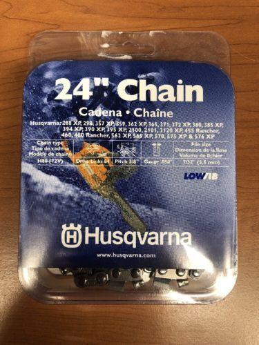 Husqvarna chainsaw chain 24