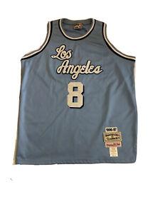Authentic Lakers Kobe Bryant Jersey Mitchell & Ness Size 52 XXL ...