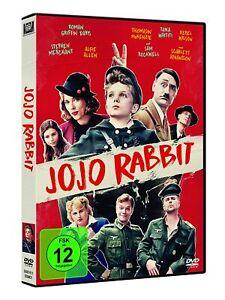 JOJO Rabbit [DVD/Nuovo/Scatola Originale] guerra Satira per un bambino che Adolf Hitler come