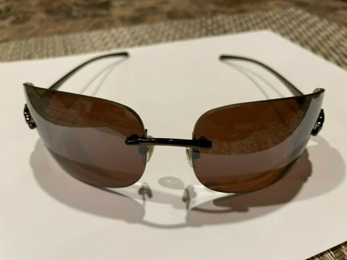 Cartier Sunglasses Panthere Brown 110 Panthere Rim