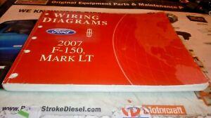 2007 FORD F150 LINCOLN MARK LT TRUCKS FACTORY WIRING ...