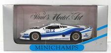 Minichamps 1/43 Scale 430931312 - Jaguar XJ220 Racing GT Cup Italia ERG Racing