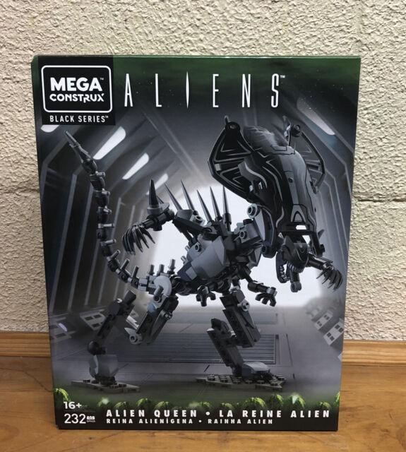 Mega Construx Black Series ALIENS Alien Queen 232 Pieces