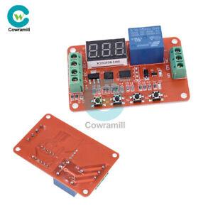 DC5V-DVB01-Multifunctional-Voltage-Comparator-Measurement-Relay-Module-Digital