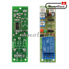 Dc 12v Infinite Cycle Delay Timer Timing Switch 60min Relay On Off Loop Module