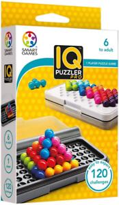 Smart-Games-SG455-IQ-Puzzler-PRO-Geschicklichkeitsspiel-Reisespiel-Gehirntrai