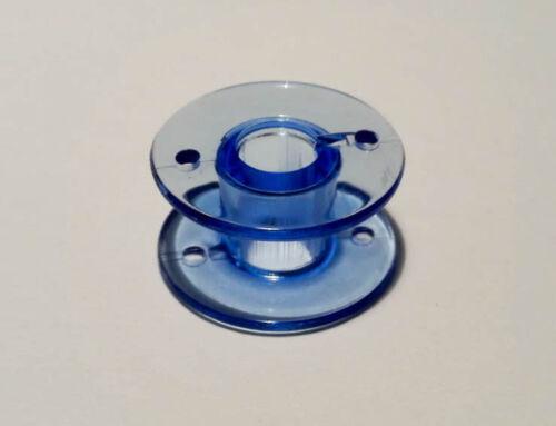 plástico azul Bobina de 10 para Brother Innov-is y otros