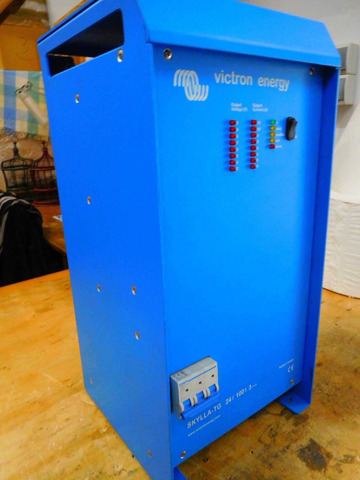 Victron Victron Victron Batterieladegerät 3Phasen 24V 100A 29e69e