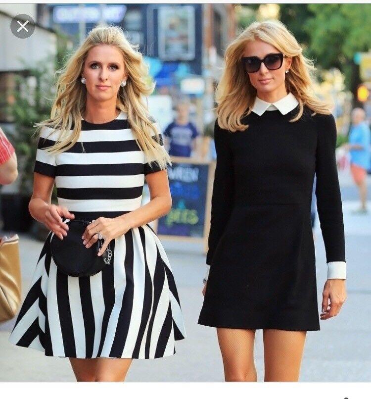 Designer Kleid Kleid Kleid v. Cynthia Steffe  Gr. Xxs-0 654b70