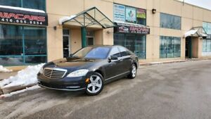 2010 Mercedes Benz S-Class **NAVIGATION**REAR CAMERA**SEAT MASSAGE**