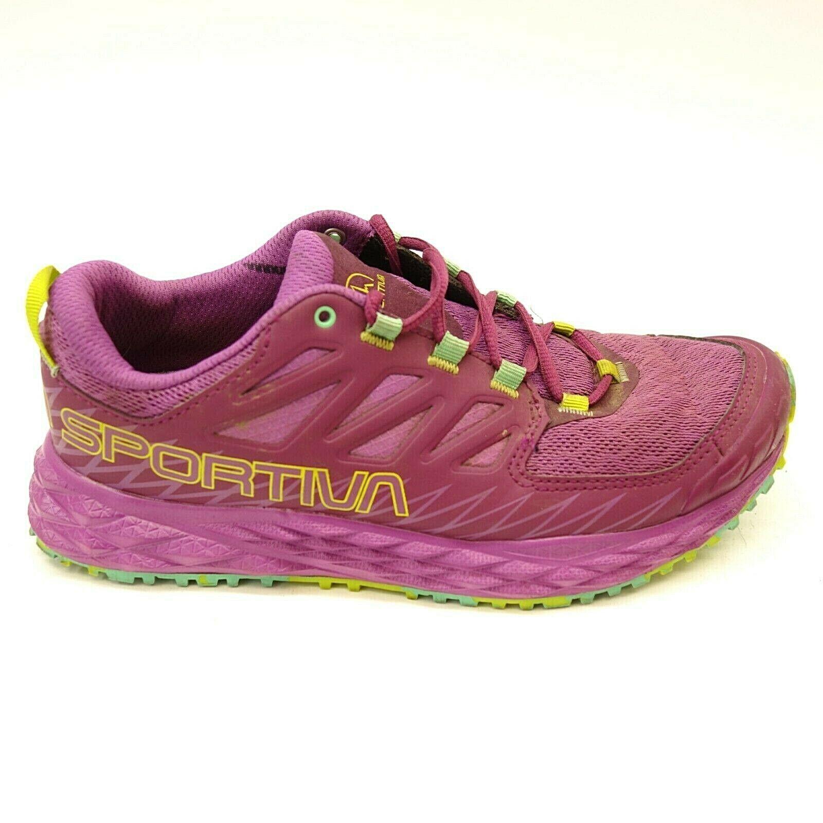 La Sportiva Damen Werwolf Traillauf Athletic Trail Wandern Mid Schuhe Größe 6.5