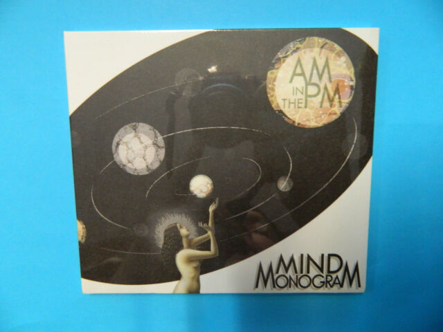 MIND MONOGRAM - AM IN THE PM - CD  NEU & OVP Digipack - AGO094