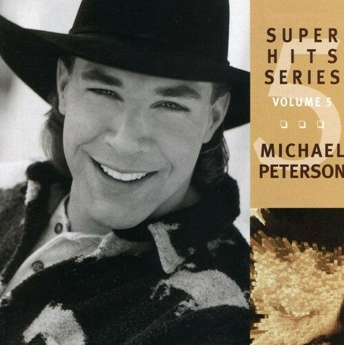 Michael Peterson - Super Hits [New CD] Manufactured On Demand