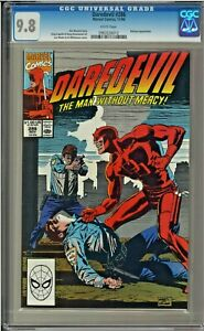 Daredevil-286-CGC-9-8-White-Pages-Bullseye-app-ONLY-ONE-ON-EBAY
