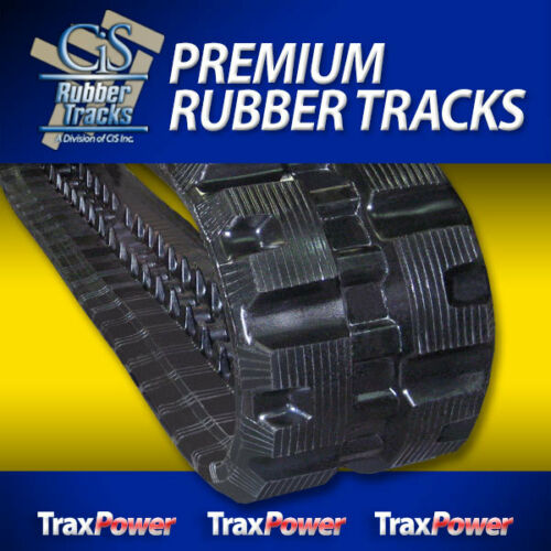 Takeuchi/Mustang/Gehl TL150,TL250,TL12,TB45,CTL80,CTL85,MTL25   18 Rubber Track
