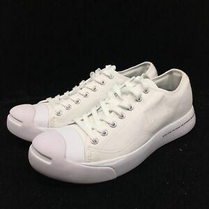 c13ef019049c Converse Jack Purcell Modern OX White Off White NikeLab 160158C NIB ...