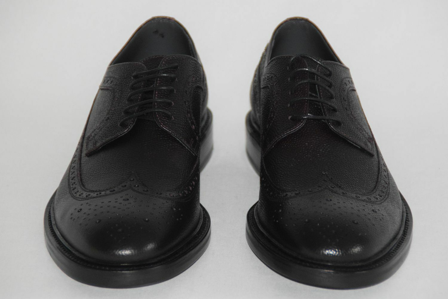 HUGO BOSS BUSINESSSCHUHE, Gr.  43 / UK 9,  Gr.  , Made in , Dark ROT de934a