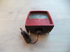 Nissan Micra K10 Kennzeichenleuchte Kennzeichenbeleuchtung 4264 1680 rot 2196