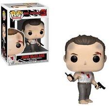 Funko Pop Movies Die Hard John McClane #667 4in Action Vinyl Figure in Stock