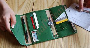 TRAVEL-ORGANIZER-WALLET-PASSPORT-ID-TICKET-HOLDER-PROTECTOR-PURSE-CHRISTMAS-GIFT