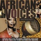 African Voices Anthology by Various Artists (CD, Apr-2012, Lusafrica)