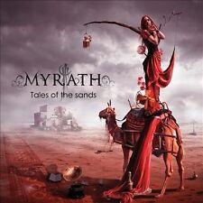 MYRATH CD - TALES OF THE SANDS (2011) - NEW UNOPENED - ROCK METAL - NIGHTMARE