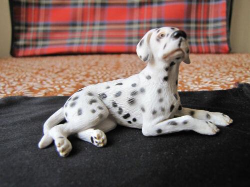 Schleich Dalmatiner Hündin liegend v.1997