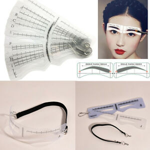 12PCS-Eye-Brow-Shaper-Makeup-Template-Eyebrow-Grooming-Shaping-Stencil-Kit-DIY