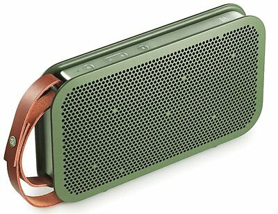 B&O Play by BANG & Olufsen Beoplay A2 Green Grün Bluetooth Lautsprecher BT Boxen