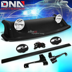 For 07 14 Fj Cruiser Oe Style Roof Rack Offroad Air Dam